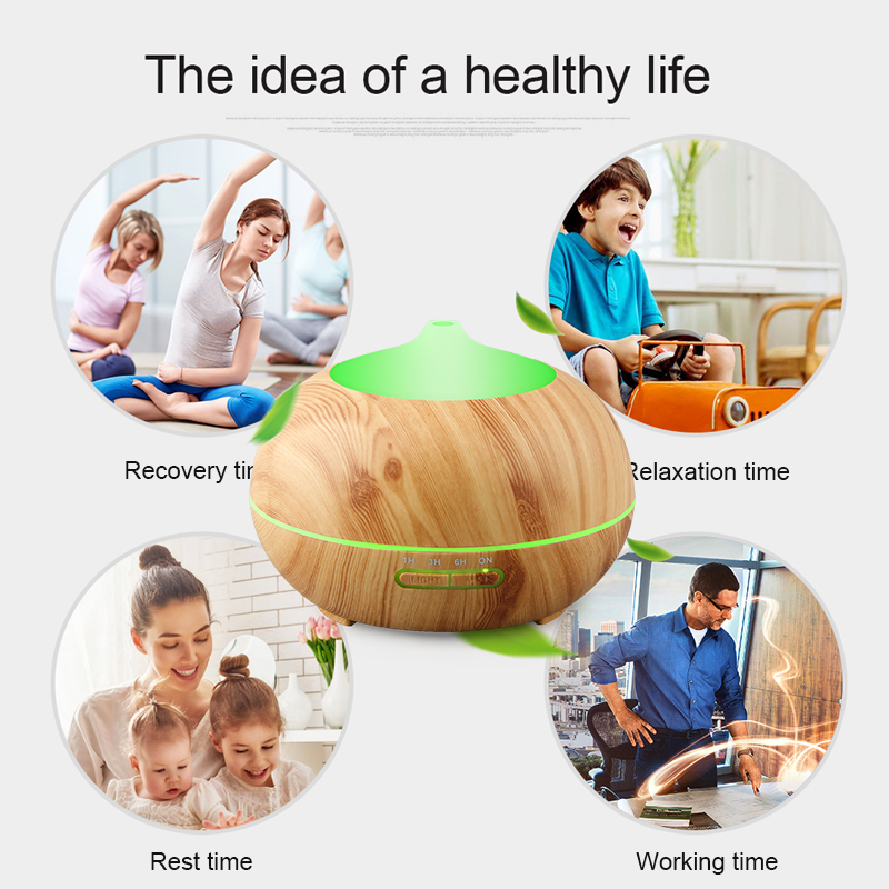 Wooder Aromatherapy Diffuser-H166126