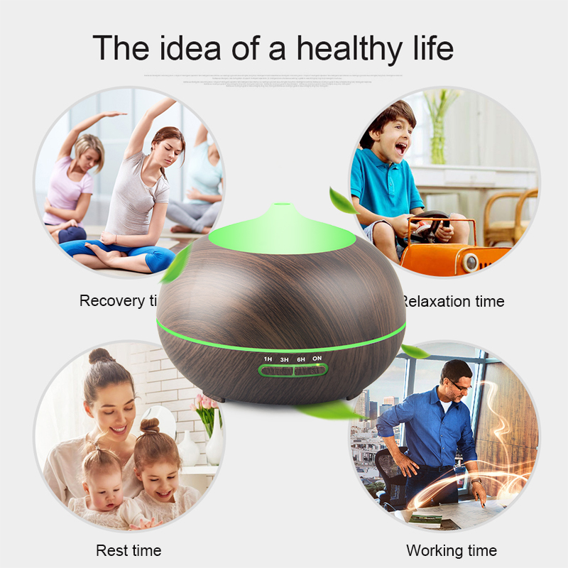 Wooder Aromatherapy Diffuser-H166126B