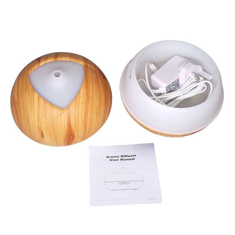 Hidly Wood Grain  Aromatherapy Diffuser