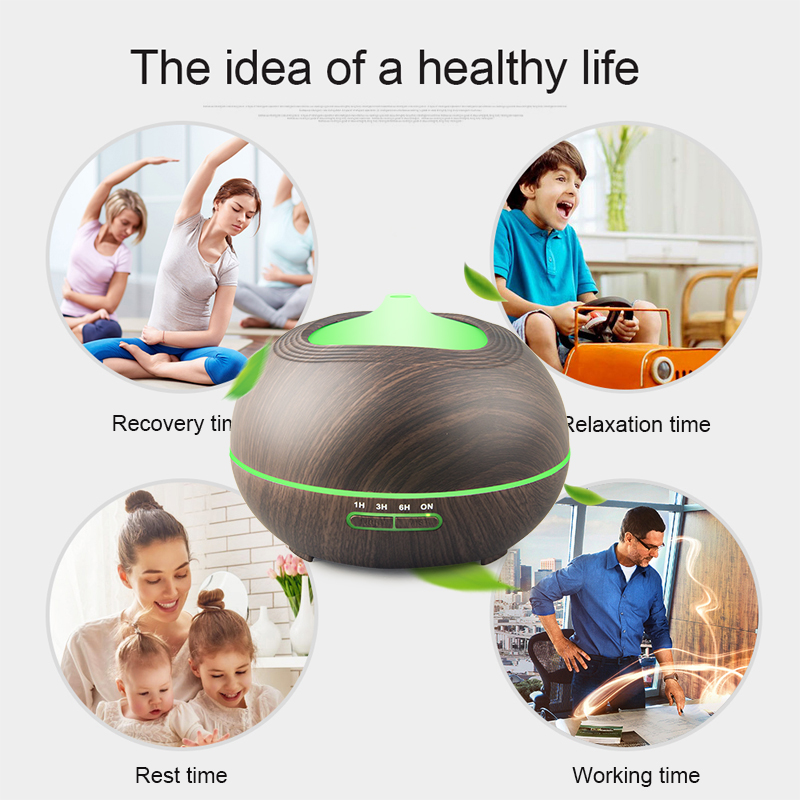 Wooder Aromatherapy Diffuser-H166126D