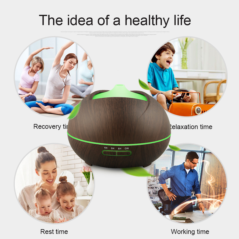 Wooder Aromatherapy Diffuser-H166126C