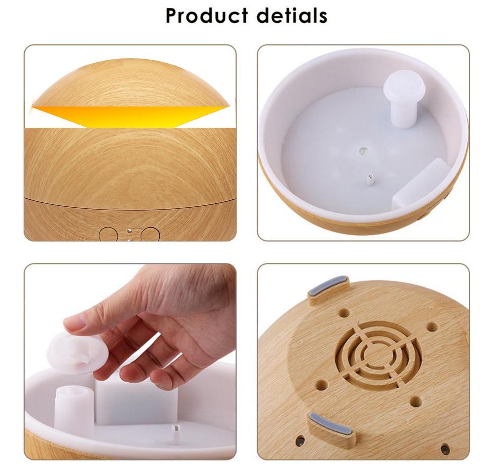Essential OIl Diffusers Application