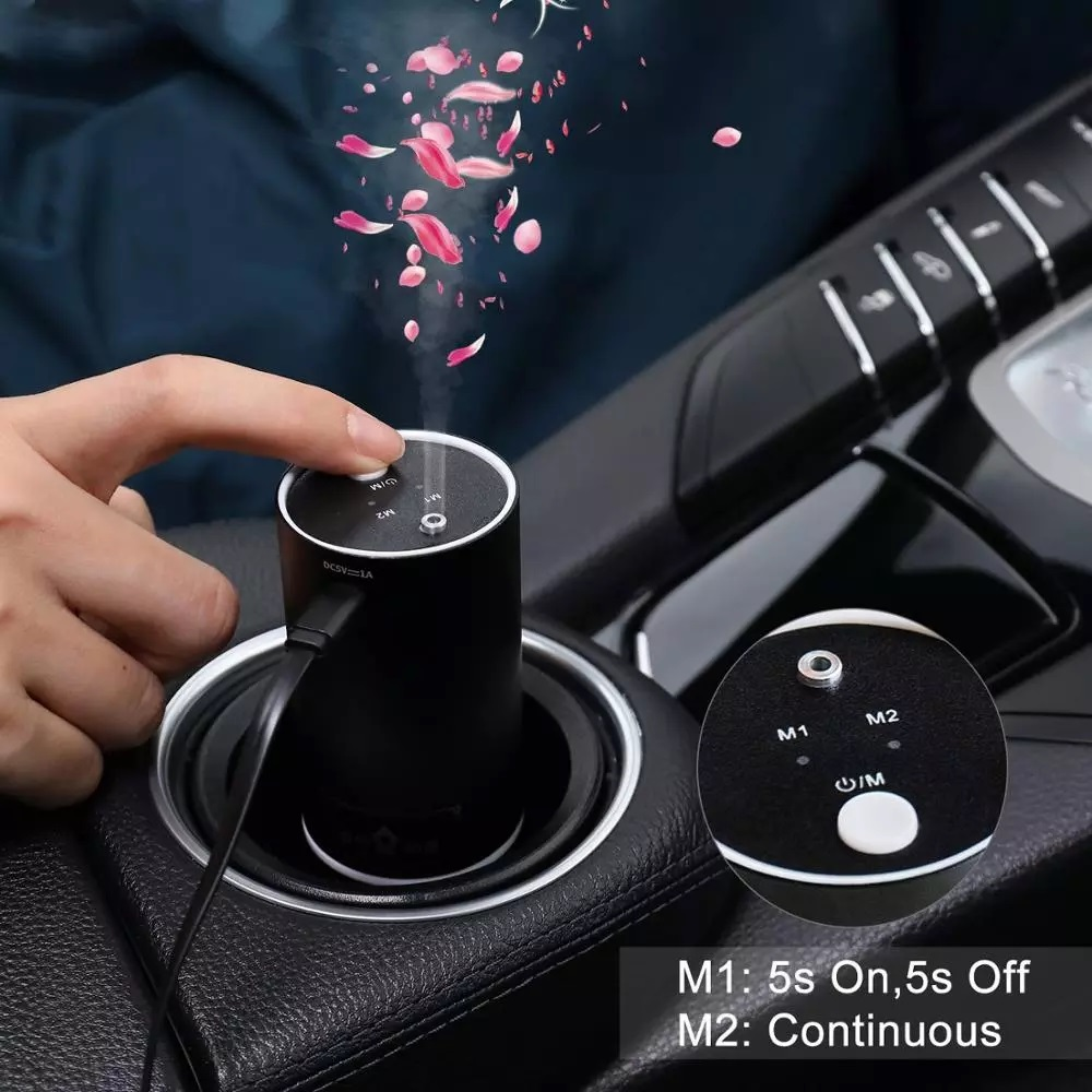 HIDLY car nebulizer diffuser