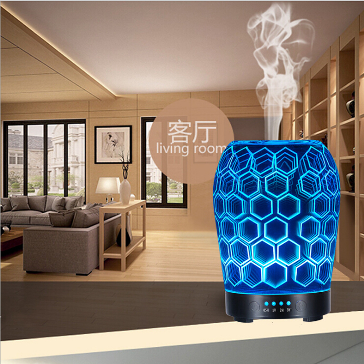 Glass Aroma Diffusers-h404