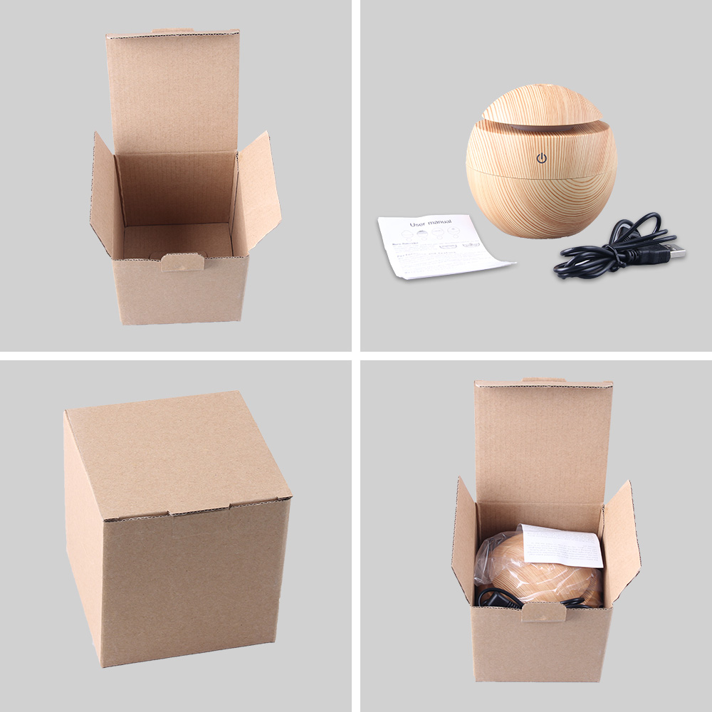 Essential Oil Diffuser H97a Package