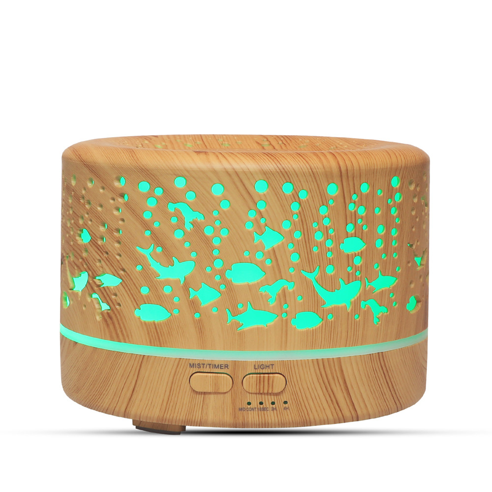 Large Capacity Ultrasonic Aroma Diffuser-H317 title=